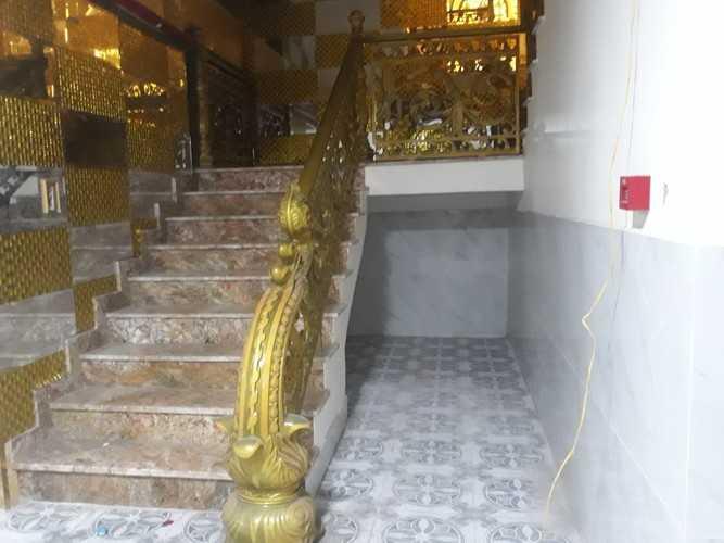 cầu thang cho biệt thự