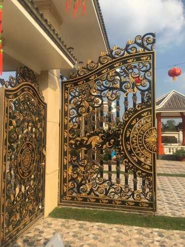 chọn cổng sắt nghệ thuật